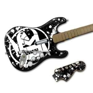 IMKG20028 Rock Band Wireless Guitar  IM KING  Logo Skin Electronics