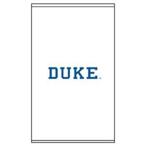 Duke University Blue Devils DU 12 V1 Ltd Fleece Fabric 60 Inches Wide