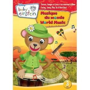 Baby Einstein World Music (Frn) Movies & TV