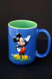 Disney Resort Mickey Mouse Coffee Mug Cup 3D 14 oz