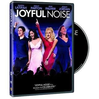 Joyful Noise on DVD, Widescreen