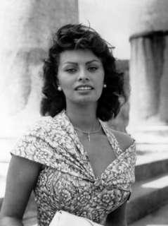 Boy on a Dolphin, Sophia Loren, 1957 Prints at AllPosters