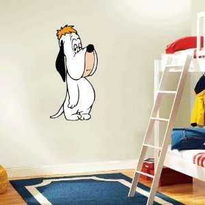 Droopy Dog Wall Decal Room Decor 11 x 25 Home & Kitchen