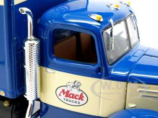 MACK L MODEL DRY GOODS VAN 1/34 MACK DIESEL