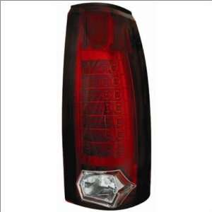 IPCW Red Led Tail Lights (1 Pair) 99 00 Cadillac Escalade