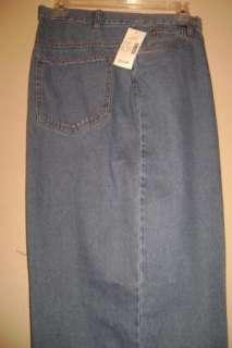 Lane Bryant Womans Plus Size Denim Jeans 20W NWT