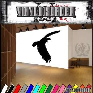 Bald Eagle Bird Animal Animals Vinyl Decal Sticker 003