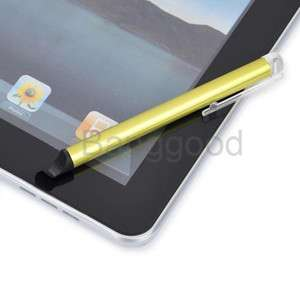 Fashion Touchpad Touch Stylus Pen for Apple iPad 2 iPhone 4S 4G 3GS
