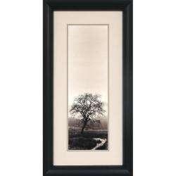 Alan Blaustein Valley Oak Tree Framed Wall Art