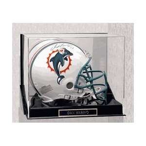 Wall Mounted Full Size Helmet Display Case Sports