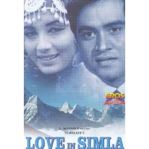 in Simla (1960) (Hindi Film / Bollywood Movie / Indian Cinema DVD