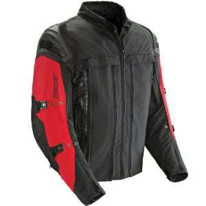 JOE ROCKET RASP 2.0 JACKET (MEDIUM) (RED/BLACK) Automotive