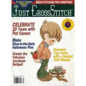 Just Cross Stitch (September/October 1993) (Exclusive Precious Moments