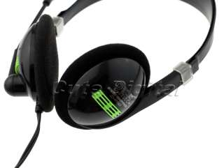 New Earphone Headphone MIC Microphone VOIP Headset Skype