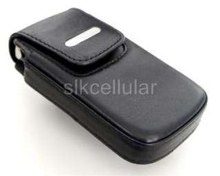 10 CASE MATE UNIVERSALL CELL PHONE LEATHER POUCH BLACK