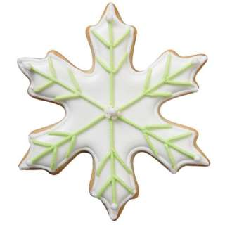 Wilton SNOWFLAKE COMFORT GRIP COOKIE CUTTER Christmas Holiday Winter