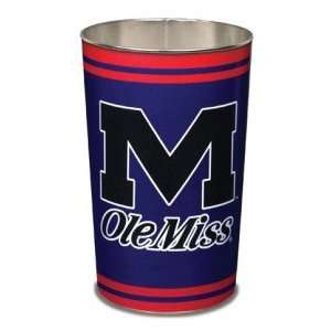 Mississippi Ole Miss Rebels ( University Of ) NCAA 15 Inches Metal