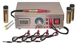 and Reliable High Power Multiple Output Radio Wave Tweezers Epilator