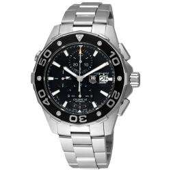 Tag Heuer Mens Aquaracer 500 M Calibre 16 Chronograph Watch