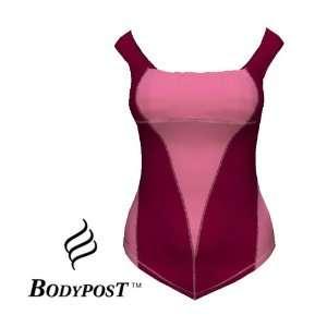 NWT BODYPOST Womens V Hem Maiden Tank Top Size: XS, Color: Deep