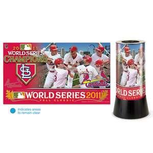 MLB   St. Louis Cardinals 2011 World Series Champions Rotating Player