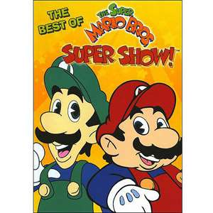 The Best Of The Super Mario Bros. Super Show (Full Frame