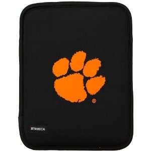 Clemson Tigers Black Apple iPad Slip Sleeve Sports