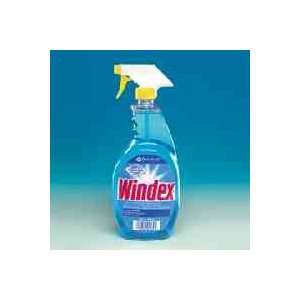 JOHNSON DIVERSEY Windex Ready to Use Glass Cleaner, Gallon Refill