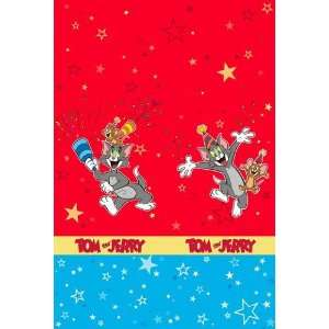 Tom and Jerry Plastic Tablecover: Everything Else