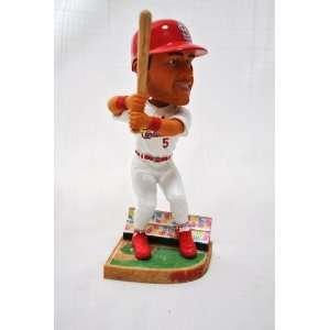 St Louis Cardinals rare Official MLB #5 Albert Pujols action field