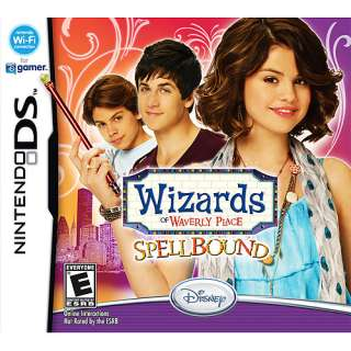Game, Wizards of Waverly Place DS Game, Disney Video Game, Nintendo DS