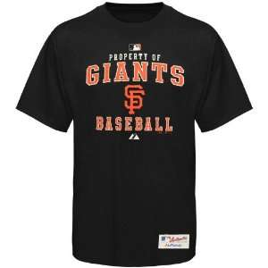 San Francisco Giants AC Property Heavyweight T Shirt by