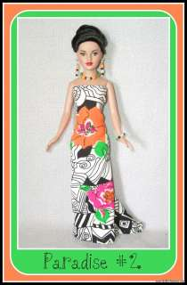 FASHION Gown + Jewelry 4 Tonner TINY KITTY DOLL Custom Clothes