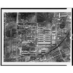 Nakajima Aircraft Engine Plant,Musashino,20th Air Force