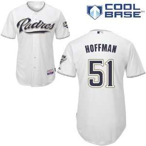Trevor Hoffman San Diego Padres Authentic Home Cool Base Jersey By