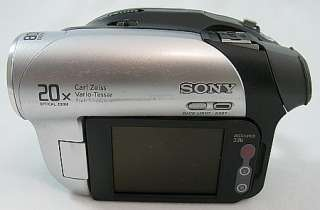 Sony Handycam DCR DVD103 Boxed 0027242671898