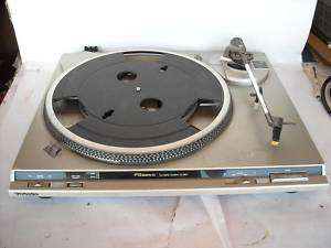 Technics SL BD1 DJ Professional Turntable Belt Driven
