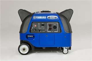 New Yamaha EF3000iS Portable Inverter Super Quiet 3000 watt Generator