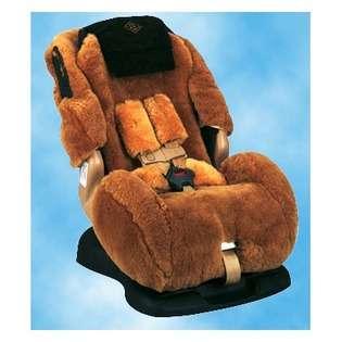 Ba Ba Seatskins Custom Sheepskin Convertible Car Seat Cover   Seat