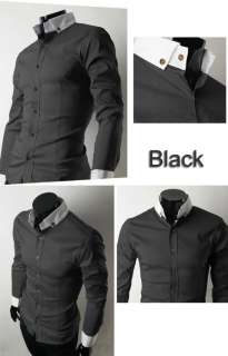 2011 Mens Casual Best Button down Shirts Collection 3C2