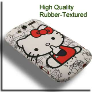 Case for T Mobile myTouch 4G Hello Kitty Cover HTC Skin