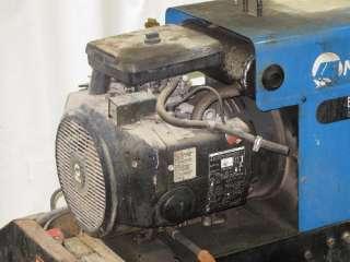 MILLER BOBCAT 225G GAS GENERATOR / WELDER 8000 WATT