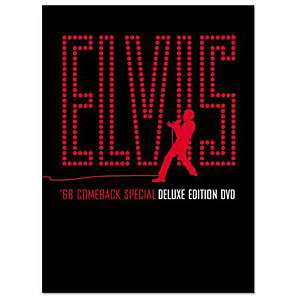 ELVIS 68 Comeback Special Deluxe Edition DVD  Shop the Ticketmaster