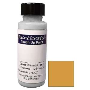 of Topaz Gold Metallic Touch Up Paint for 1983 Jeep All Models (color