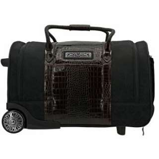 Brighton 4 Pc Luggage Set 24 Suitcase, Rolling Duffel, Garment Bag