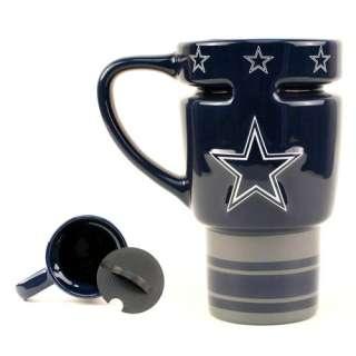 NFL TRAVEL MUGS    15oz Sculpted Ceramic Coffee Mugs    Choose your