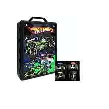 Hot Wheels Monster Jam Carrying Case   Tara Toys