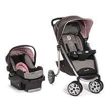 Sport Travel System Stroller   Eiffel Rose   Safety 1st   BabiesRUs
