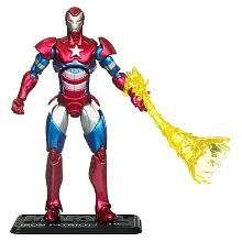 Marvel Universe Action Figure   Iron Patriot   Hasbro