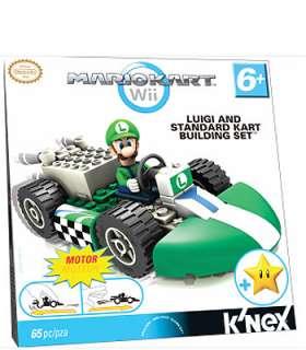 NEX Mario Kart Build Set   Luigi   KNEX
